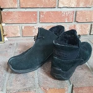 Sporto insulated waterproof boots size 7 1/2